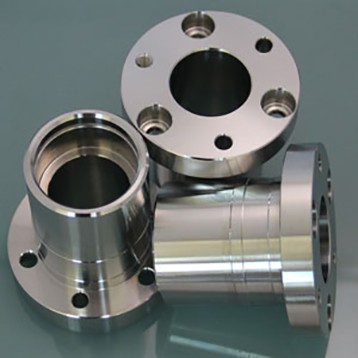High precision turning components
