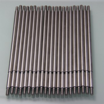 Stainless steel turned shafts
