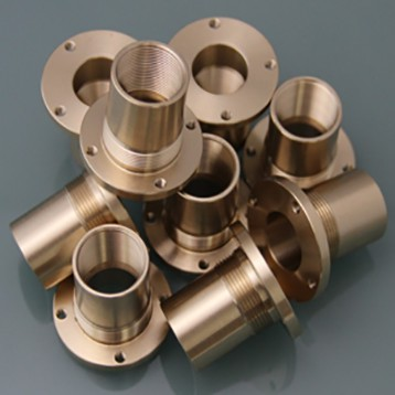 Bronze CNC Turned Parts