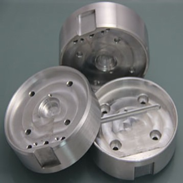 Aluminum turning components