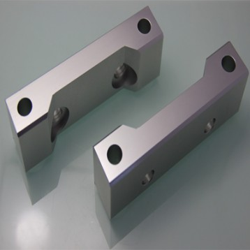 CNC milled blocks