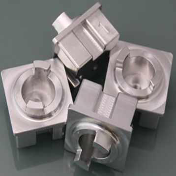 Micro-machining aluminum parts