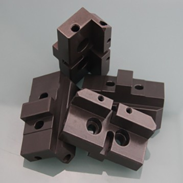 Chrome steel CNC Machining Parts