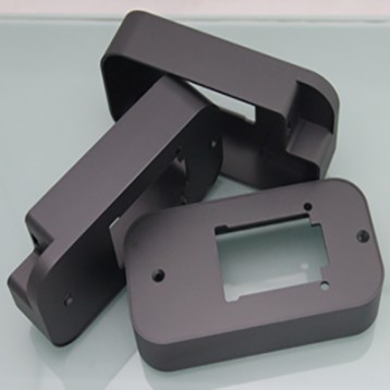 Aluminum housing milling parts