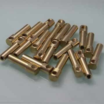 Brass automatic turning pin