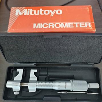 Mitutoyo inner diameter detector