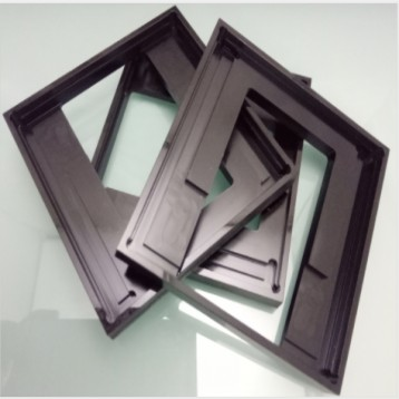 Precision Anodized Aluminium CNC Milled Parts