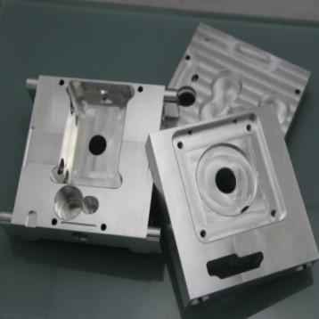 Aluminium CNC Milled Parts
